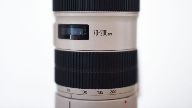 focal lenght telex