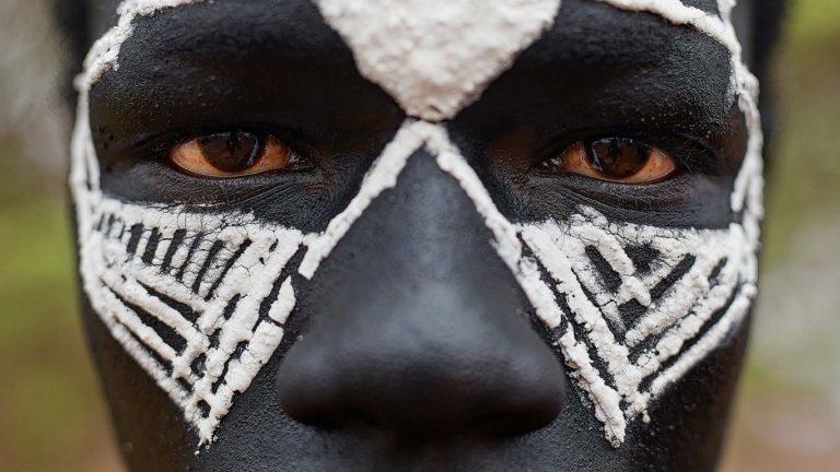 Maasai warrior Tanzania