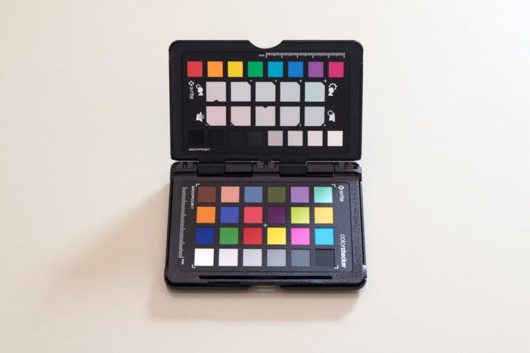 Color Checker X-Rite Pantone