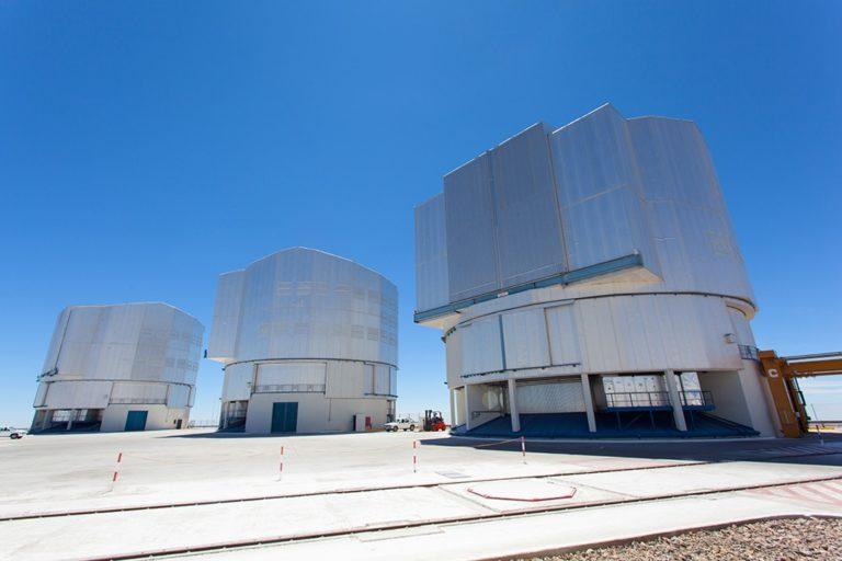Very Large Telescope VLT Atacama