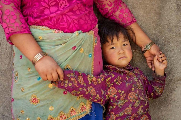 Nena del Nepal