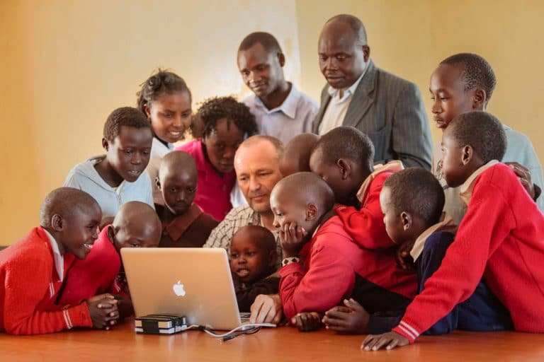 Proyecto Seedlight, Kenya