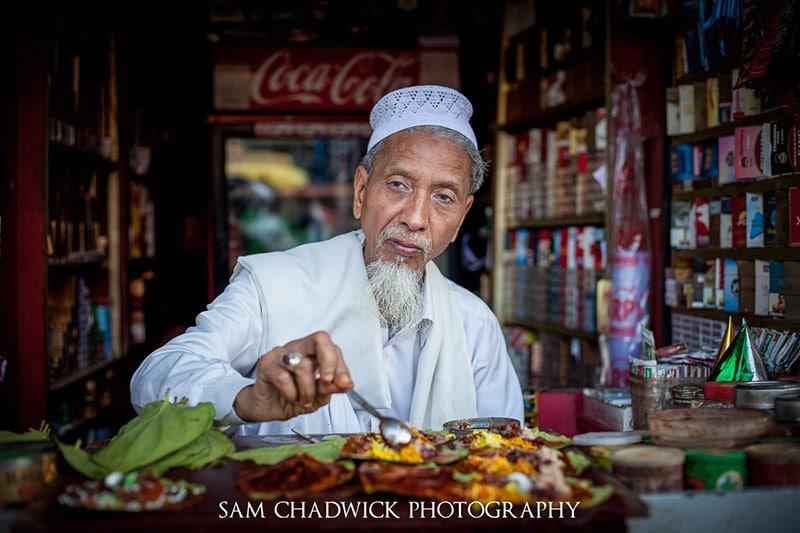 commerciante indiano sam chadwick