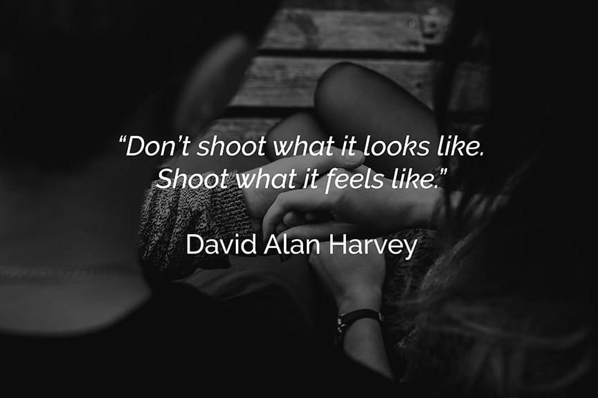 photography quotes david alan harvey feautured