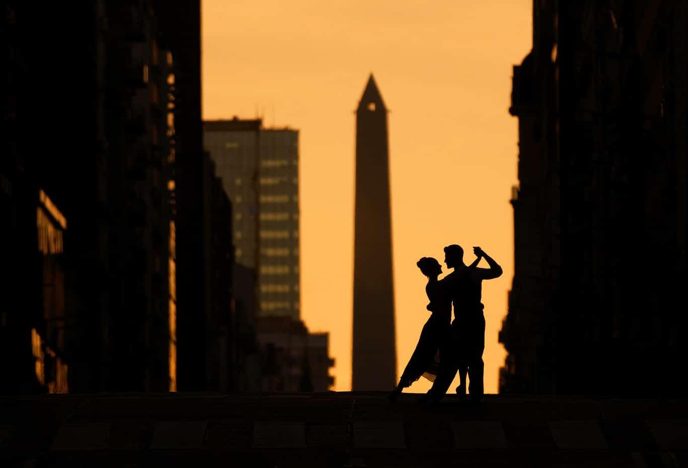 tango dancers buenos aires