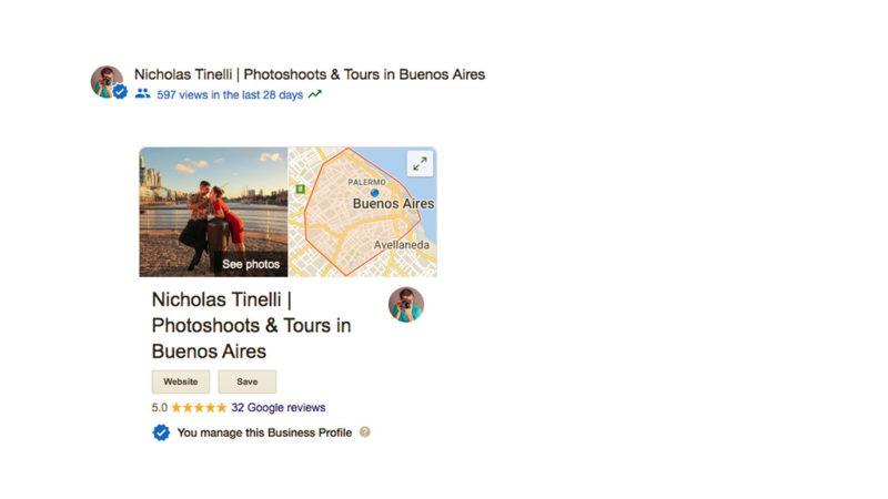 google my business certificazione