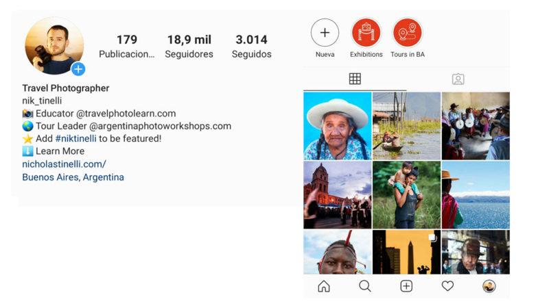 nicholas tinelli instagram