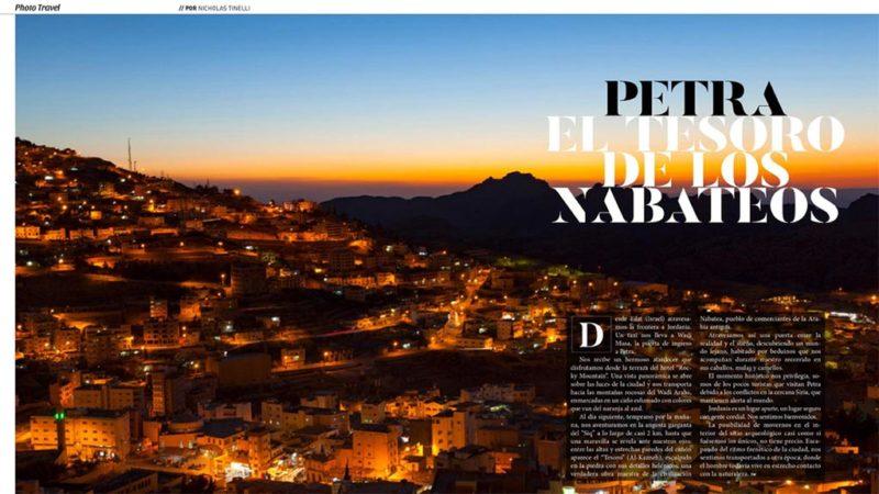 articolo di nicholas tinelli su travel magazine