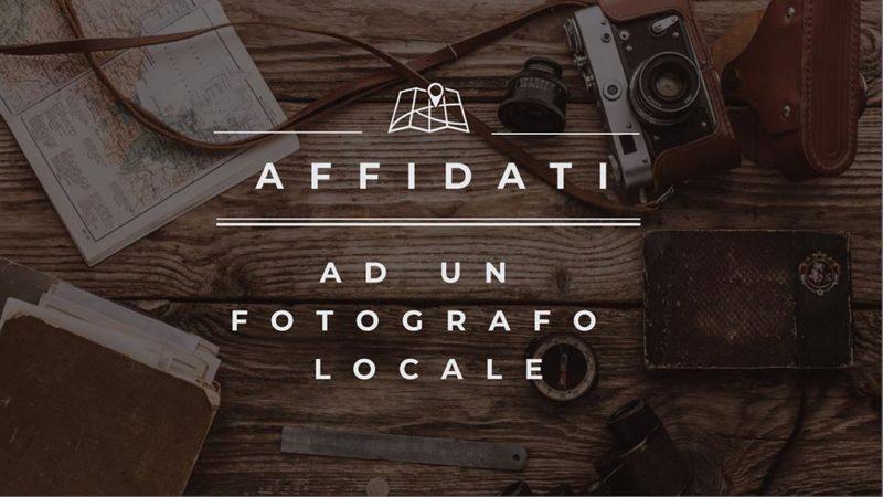 fotografo di viaggi locale