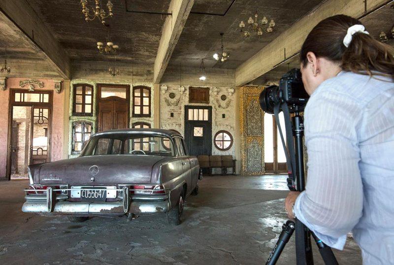 workshop de fotografía en viaje