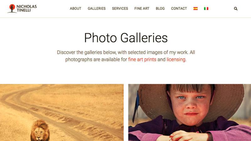 nicholas tinelli photography portfolio