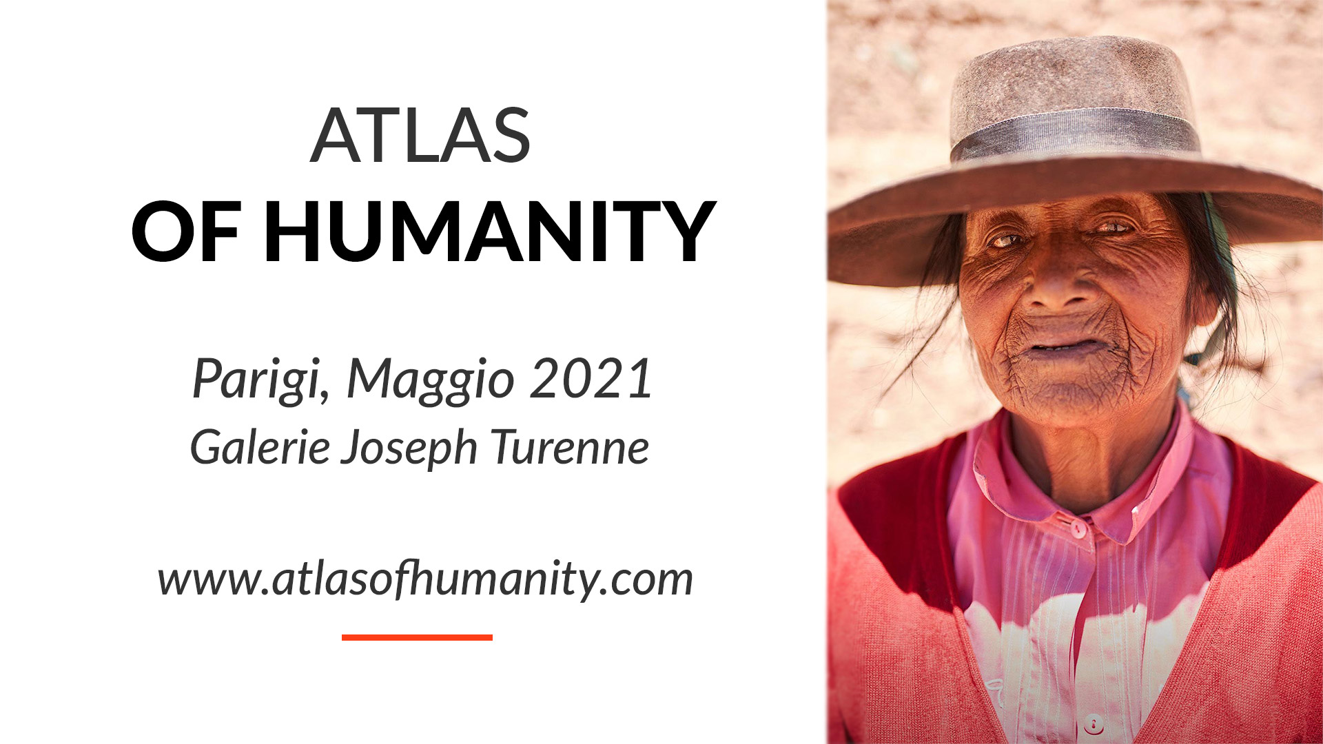atlas of humanity parigi