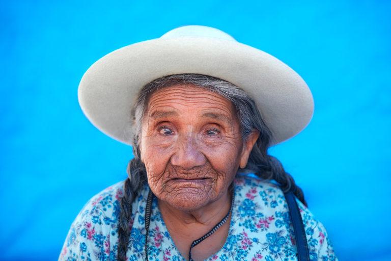 portrait humauaca argentina