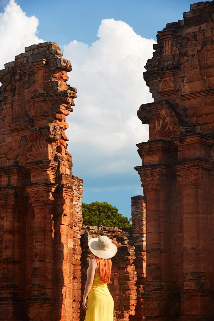 san ignacio ruins argentina