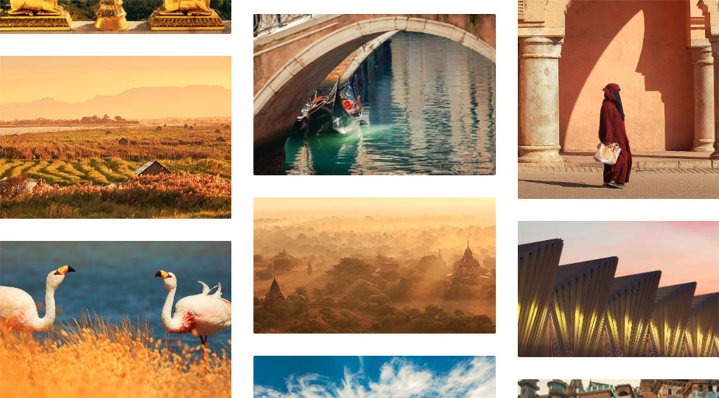 travel photographer portfolio
