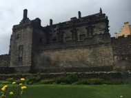 Stirling Castle, PC: Christina or Jacquelyn