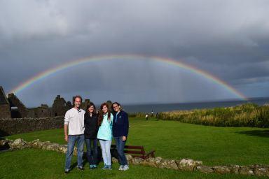 Scotland Day 5 Rainbow 10