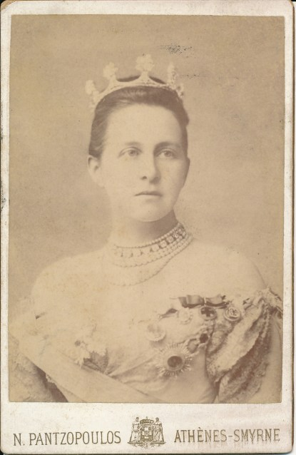 Queen Olga of Greece*, Nichols Family Photograph Collection.