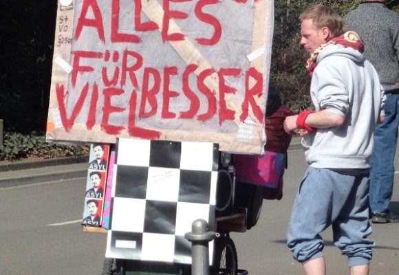 Nichts für ungut… ? – Blockupy in Frankfurt