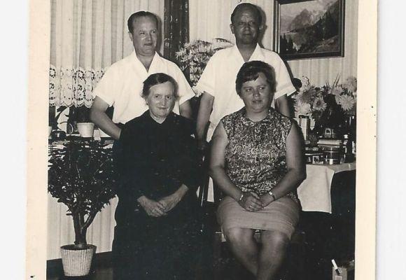 Meine Oma hätte heute Geburtstag gehabt. Eine Hommage.