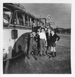 13jährig mit neinem Fotoapparat