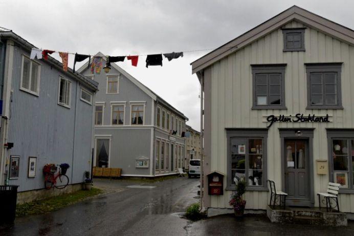Von Mosjoen nach Trondheim