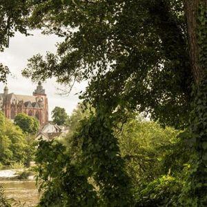 Gestern an der Lahn. #Wetzlar #Lahn #Dom