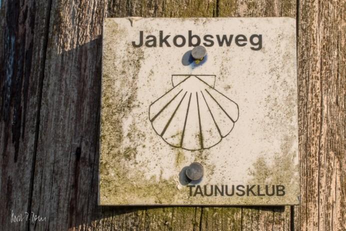 Jakobsweg bei Wetzlar