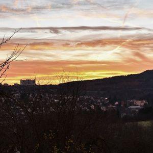 Aus meinem Fenster guckend #Wetzlar #Morgen