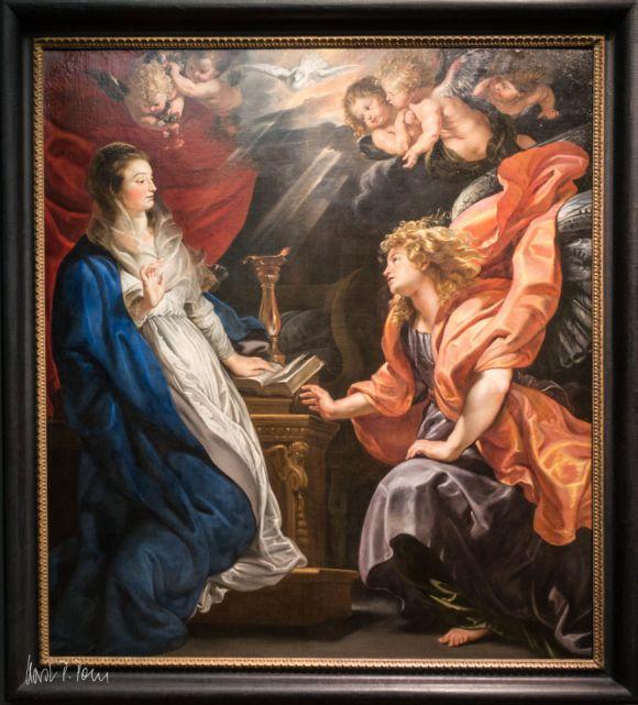 Mariä Verkündigung