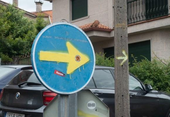 Von Redondela nach Pontevedra