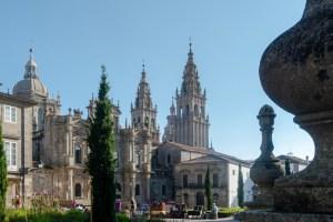 Unterm Sternenfeld - ein Tag in Santiago de Compostela