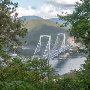 Tag 10. Von Vigo nach Redondela. #caminhoportugues #jakobsweg