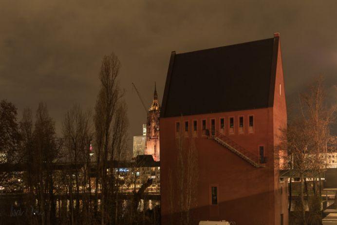 Frankfurt am Abend