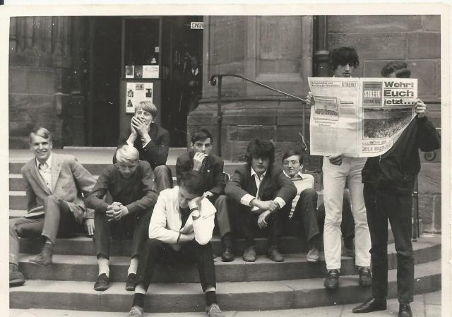 1968 (ich Mitte 2. Reihe)