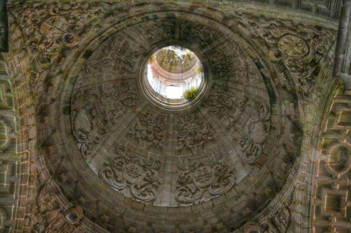 Kuppel der Klosterkirche