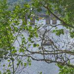 Am Belesar-Staudamm