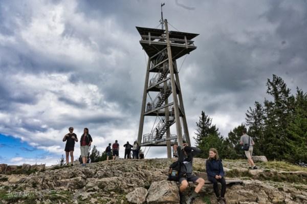Der Schauinsland-Turm