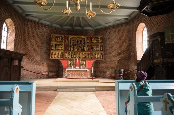 In der Neuen Kirche Pellworm
