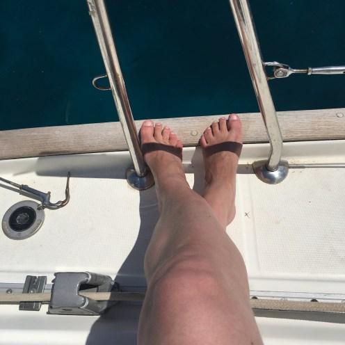 Füße.