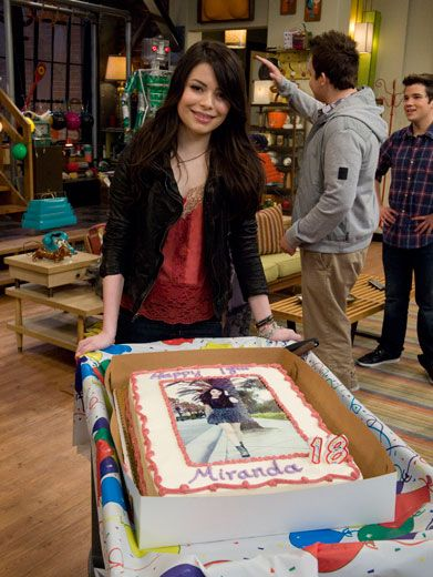 Miranda Cosgrove Pictures Miranda Cosgrove S Birthday On