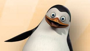 Private From The Penguins Of Madagascar NickToons UK