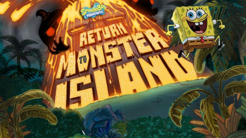 Spongebob SquarePants  Return to Monster Island   Free Games for     Spongebob SquarePants  Return to Monster Island   Free Games for Kids    Nick Games