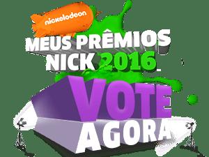Resultado de imagem para meus premios nick 2016 logo