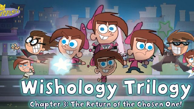 Fairly Odd Parents Wishology Chapter 3 Free Games For Kids Nick Games