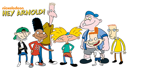 Image result for hey arnold