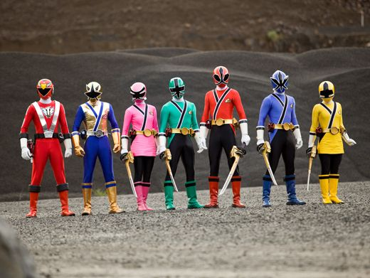 RPM Ranger joins the crew in the toughest line-up of Samurais the world has ever seen. But are they strong enough to stop the space Mooger?!