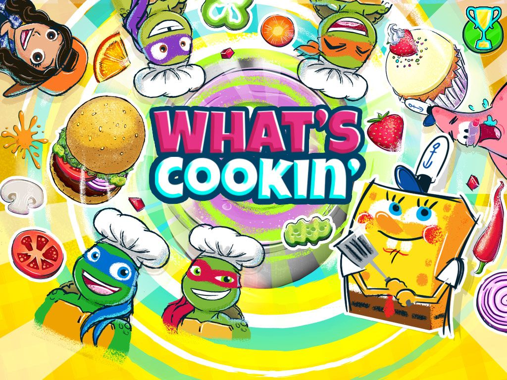 Nickelodeon What S Cookin Role Playing Game