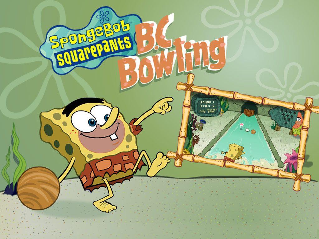 Spongebob Squarepants B C Bowling