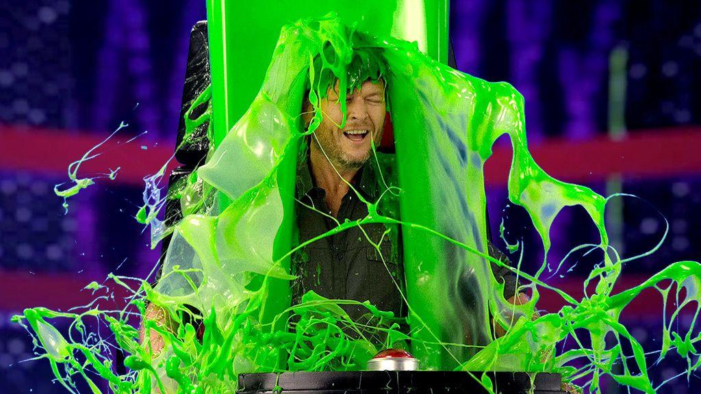 Kids Choice Awards 2015 SpongeBob Squarepants Wins